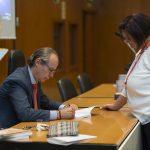 Rosa Luz Carreño de GespreObra en el Congreso Prevencionar
