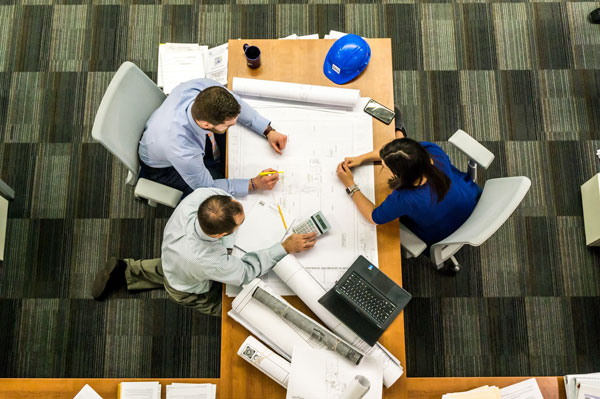 Equipo técnico de coordinadores de seguridad y salud