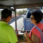 seguridad y salud en las obras de asfaltado