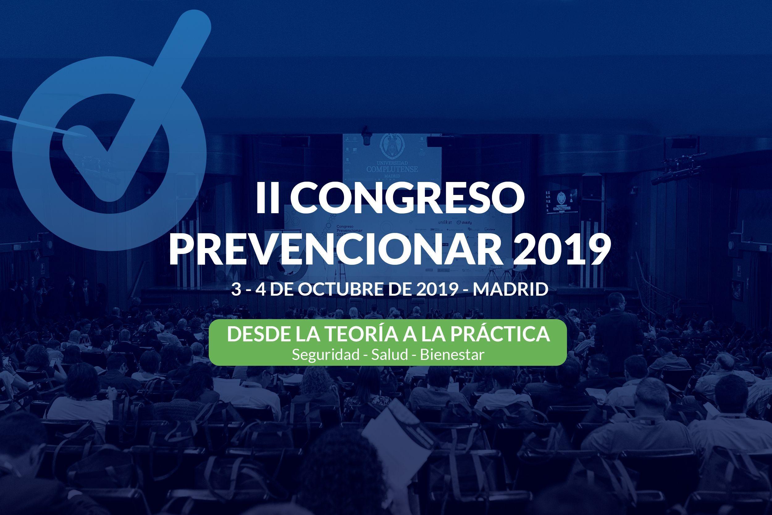 II congreso prevencionar 2019