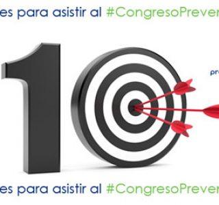 Cartel Congreso Prevencionar