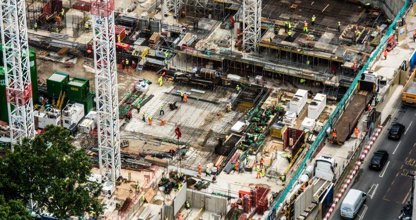 Concurrencia de trabajos y coordinación de actividades empresariales en la construcción